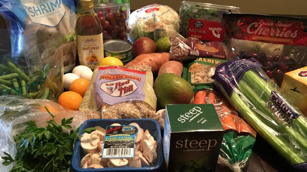 35 Food Items