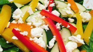 Super simple salad